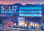 Solo District Print Ad